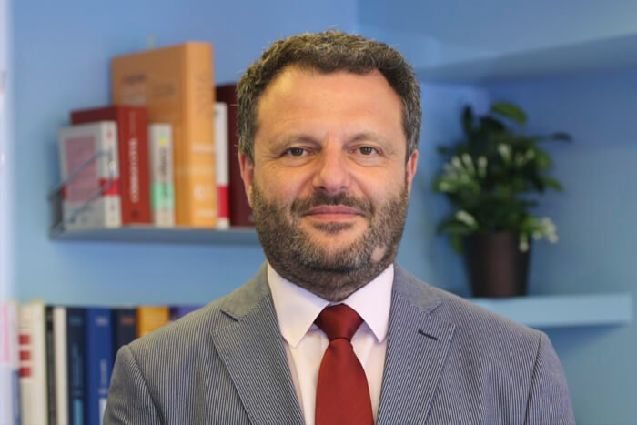 Angel Andújar, abogado especialista en Ley de Segunda Oportunidad